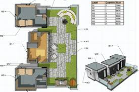 layout floor plan creating a plan of your sketchup model in layout sketchup