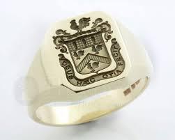 custom ring engraving bespoke signet ring shop