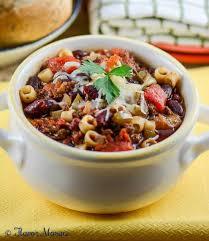 copycat olive garden pasta e fagioli soup flavor mosaic