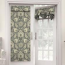Waverly Curtain Panels Waverly Clifton Nature Floral Room Darkening Rod Pocket
