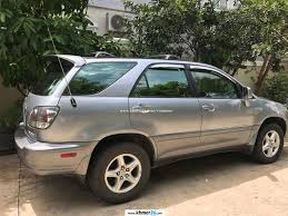 toyota lexus rx300 lexus rx300 coming back too much more rental now in phnom penh on