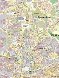 Essen Germany Map by Mapiem Gif