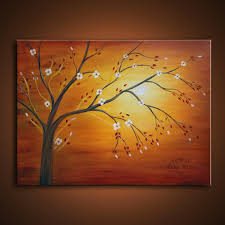 Home Decorators Collection Mexico Mo Original Oil Painting Contemporary Abstract Landscape Modern