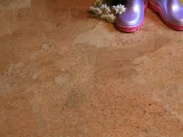floating cork floor trend