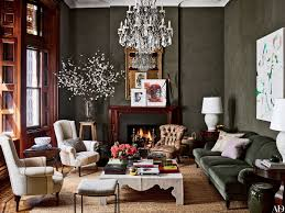 inside jessica chastain u0027s new york city apartment living rooms