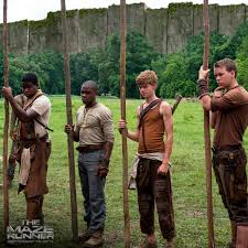 the maze runner film 45 things to know about the maze runner from our set visit