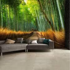 footpath wall mural 315cm x 232cm bamboo footpath wall mural 315cm x 232cm