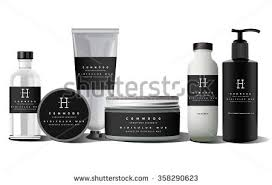 black label hair products cosmetic label stock images royalty free images vectors