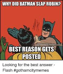Batman Robin Meme - 25 best memes about batman slap robin batman slap robin memes