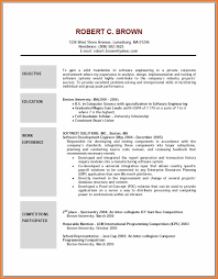 sample resume format for software engineer resume examples objective resume examples and free resume builder resume examples objective charming ideas samples of resume objectives 14 objective for any objective resume examples