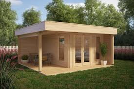Backyard Offices Summer Houses U0026 Garden Offices Wholesale Manufacturer