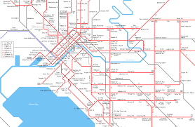 melbourne tram map urbanrail oceania australia melbourne tram