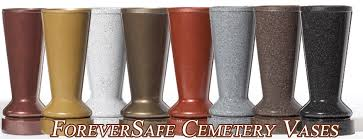 cemetery vase cemetery vases memorial vases replacement vases cemetery flower