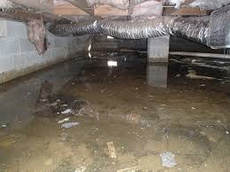 How To Stop Your Basement From Flooding - stop crawlspace flooding when it rains