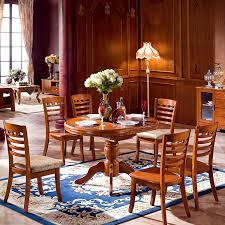 Luxurious Dining Table New Arrival Living Room Furniture Solid Wood Dining Table Luxury