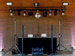 dj lighting truss package large 4m truss lighting package