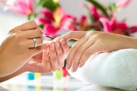 bliss organic nail spa