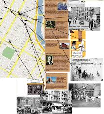Map Of Harlem Pseudo Intellectualism December 2005