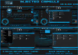 theme download for my pc injected capsule by mr blade on deviantart