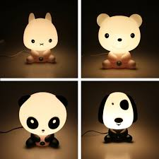 Kids Lamps Compare Prices On Panda Night Light Online Shopping Buy Low Price