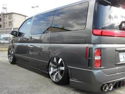 nissan elgrand accessories uk tuning nissan elgrand e51 tuning 8 import cars pinterest
