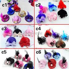 girl hair accessories hair accessories mini hat hairpin hair could
