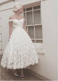 50 S Wedding Dresses 50 U0027s Length Taffeta Dress With Buckle Belt Loulou Bridal