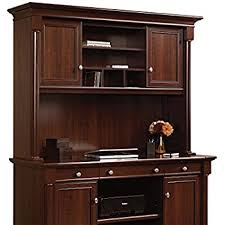 amazon com sauder palladia hutch does not include desk in