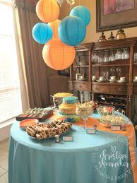 guppies birthday party guppies birthday party food display the whole cook