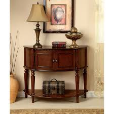 Storage Table For Living Room Furniture Traditional Console Table With Drawers Tables Living