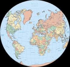 us map globe us map on globe major tourist attractions maps