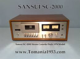 sansui photo gallery www tomania1953 com