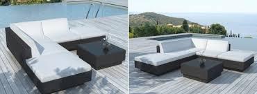 canape d angle exterieur grand canape d angle exterieur pour salon de jardin en résine
