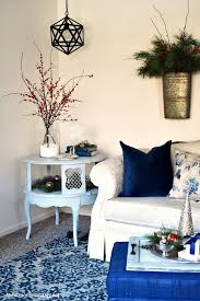 Decorating Ideas For Apartment Living Rooms How To Decorate A Small Space With Christmas Charm An