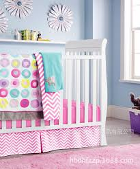 Baby Minnie Mouse Crib Bedding Set 5 Pieces by Online Get Cheap Baby Quilt Patterns For Girls Aliexpress Com