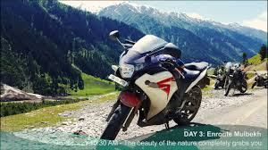 honda cbr range ladakh trip on cbr 250r june 2016 key moments youtube
