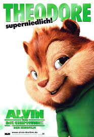 alvin and the chipmunks alvin and the chipmunks movie poster 8 of 9 imp awards