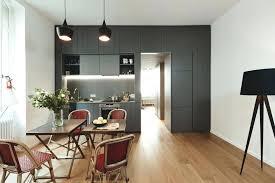 separation cuisine salle a manger salon avec cuisine ouverte deco salon cuisine americaine d co