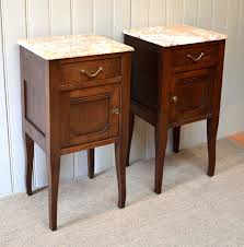 marble top bedside table marble top bedside tables side tables design
