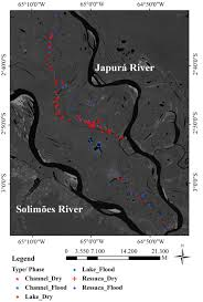 abiotic variability among different aquatic systems central