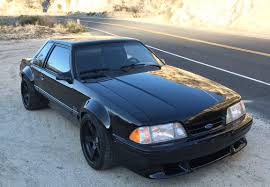 Black Fox Body Mustang Project Fox Mustang Final Sorting Canyon Test Youtube