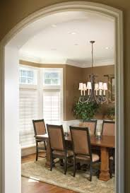 Bay Window Ideas House Plans And More - Dining room with bay window