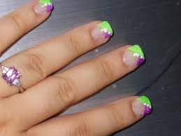 best 25 neon green nails ideas only on pinterest lime green