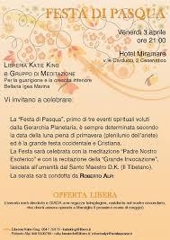 libreria esoterica cesenatico festa di pasqua a cesenatico 03 04 2015