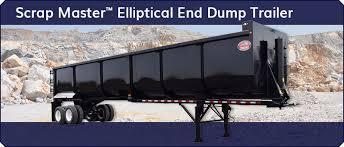 construction dump trailers construction trailer specialists