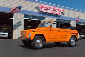volkswagen thing 4x4 1974 volkswagen thing fast lane classic cars