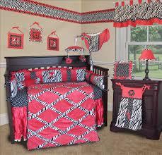 Cheetah Print Crib Bedding Set Unique Animal Print Zebra Bedding All Modern Home Designs