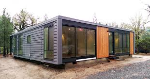1 story 1600sf shipping container home project show house