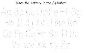worksheet tracing letters for preschoolers wosenly free worksheet