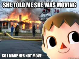Animal Crossing Villager Meme - animal crossing villager memes quickmeme